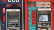 UOB and OCBC Bank ATMs in Singapore