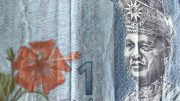 Malaysia one-ringgit note