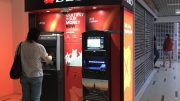 DBS ATM in Singapore