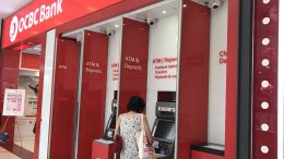 OCBC ATMs in Singapore