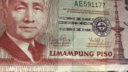 Philippine 50-peso notes