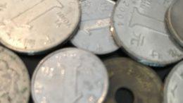 China yuan coins