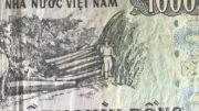Vietnam 1000-dong note