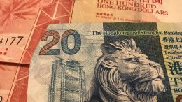 Hong Kong currency notes