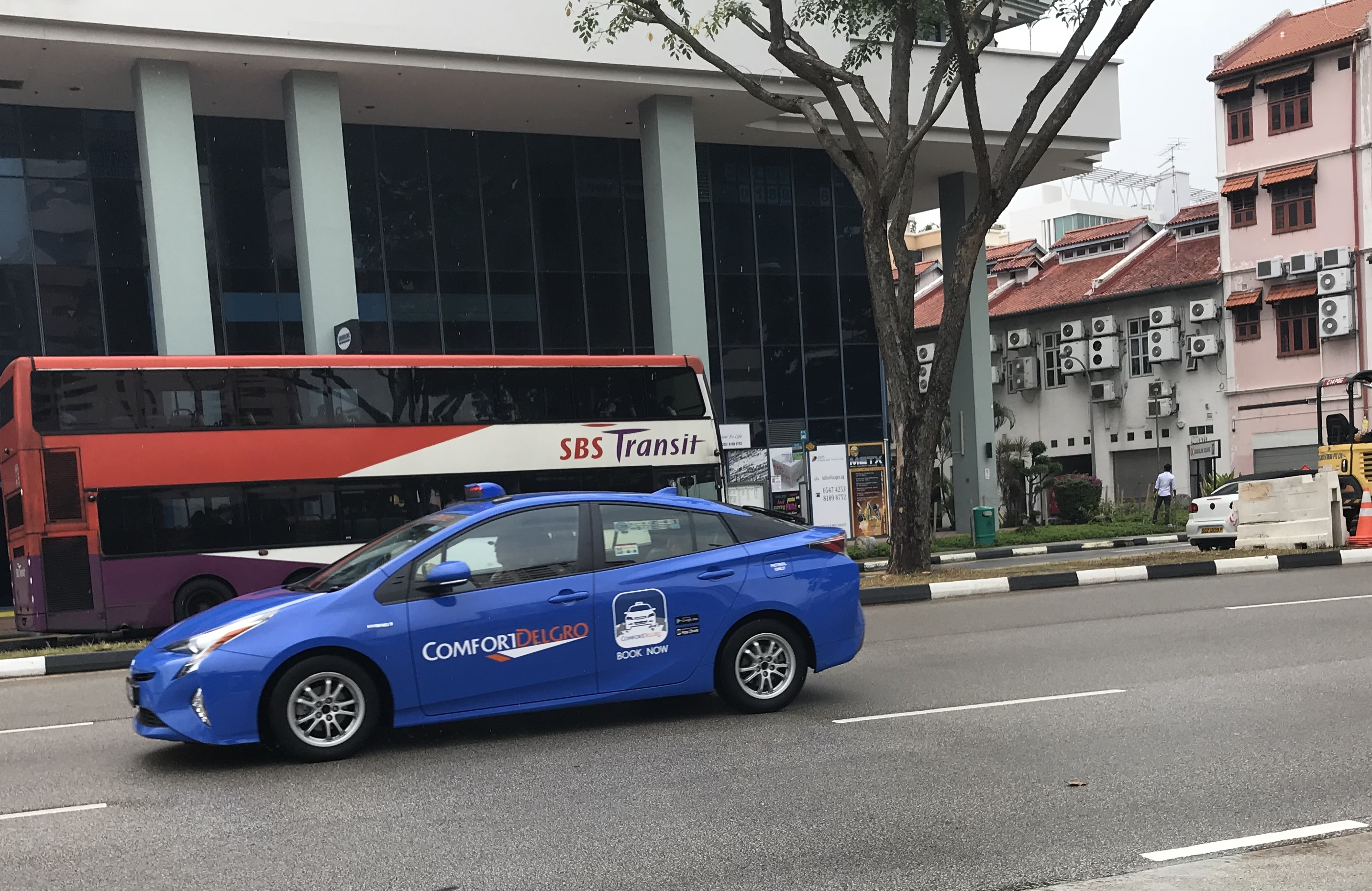 ComfortDelGro: Tying up with MaaS Global for subscription-based