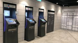 Singapore Post SAM machines; taken at SingPost Centre in March 2018.