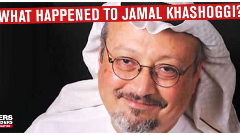 Missing Saudi journalist Jamal Khashoggi