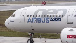 Airbus A321. Source: Airbus