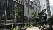 The OUE Downtown 2 building in Singapore's Central Business District. Credit: Shenton Wire