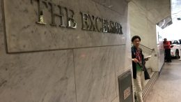 Mandarin Oriental's Excelsior hotel in Hong Kong