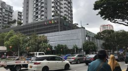 UOL Group's Kinex mall in Geylang