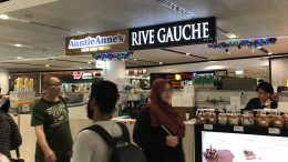 A Kimly-owned Rive Gauche outlet at VivoCity mall in Singapore.