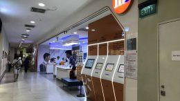 M1 payment kiosks