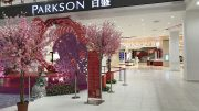 Parkson Retail Asia department store in Johor Bahru, Malaysia