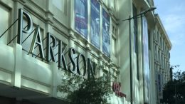 Parkson Retail Asia department store in Ho Chi Minh City, Vietnam