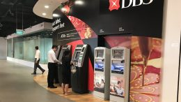 DBS ATMs