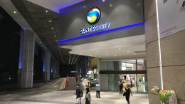 Suntec City mall in Singapore