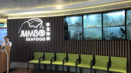 JUMBO Seafood outlet at Singapore's Jewel Changi