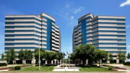 Manulife US REIT agreed to acquire Centrepointe office towers located in Fairfax, Virginia. Credit: Manulife US REIT