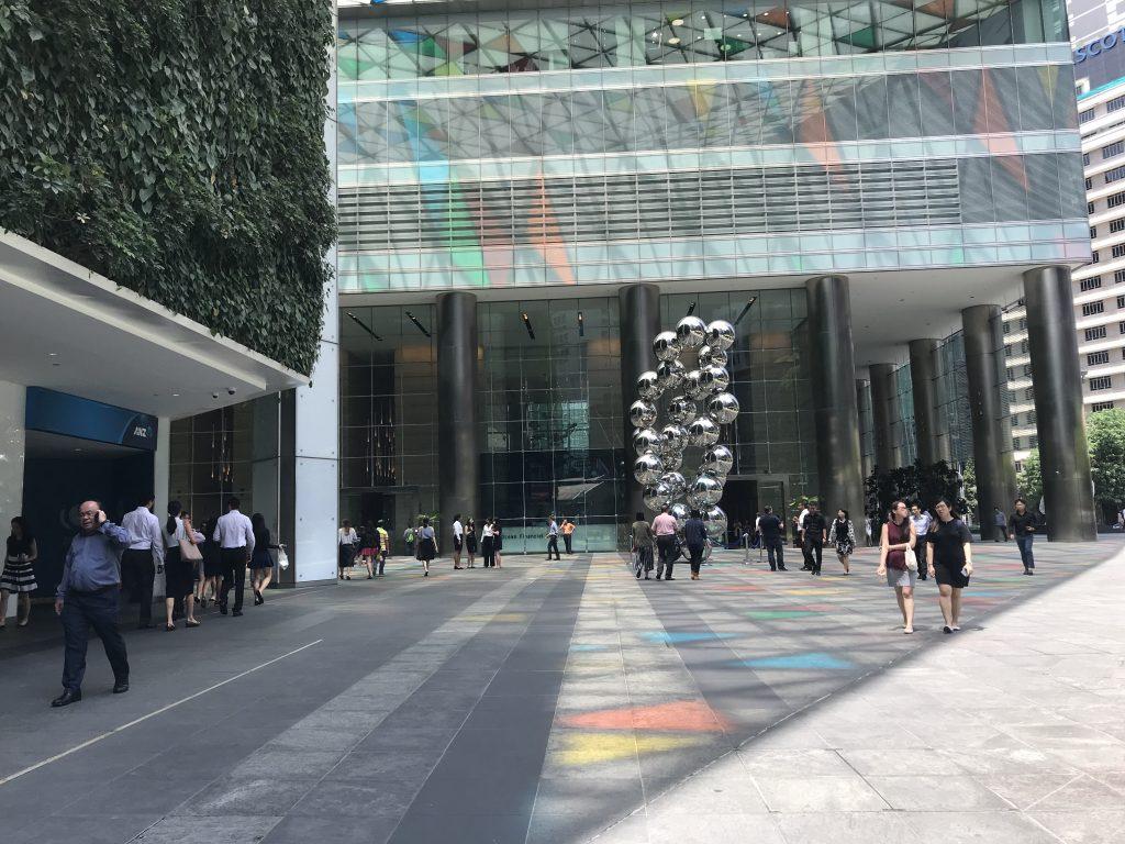 Singapore Share Buybacks Wednesday: OCBC, Olam, Keppel