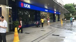UOB branch at Tiong Bahru Plaza