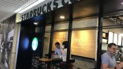 Starbucks Coffee outlet at Suntec Mall in Singapore. Photo taken pre-Covid
