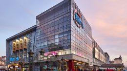 CapitaMall Aidemengdun, a mall in Harbin, Heilongjiang Province, in China. Credit: CapitaLand