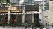 Mapletree Anson office building, part of Mapletree Commercial Trust's portfolio