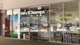 MindChamps PreSchool outlet at Singapore's Marina Square mall