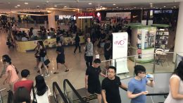 Singapore's VivoCity mall, owned by Mapletree Commercial Trust