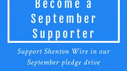 September Supporter Pledge Drive