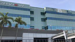 Ascendas REIT's Techview property located in the Kaki Bukit Industrial Area in Singapore