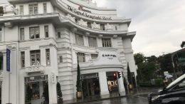 Perennial Real Estate's Capitol Kempinski Hotel property