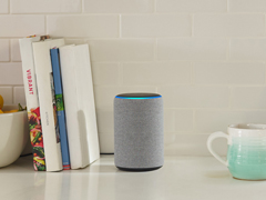 An Amazon Echo Plus smart speaker. Credit: Amazon
