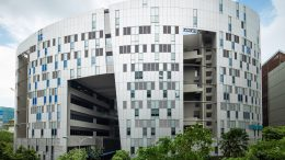 The Nucleos business park property in Singapore to be acquired by Ascendas REIT; credit: Ascendas REIT