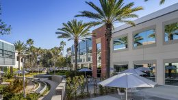 A business park property in San Diego, California, U.S., to be acquired by Ascendas REIT. Credit: Ascendas REIT