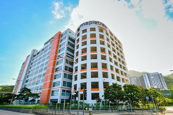 Mapletree Logistics Hub Tsing Yi in Hong Kong. Credit: Mapletree Logistics Trust