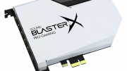 Creative Technology's Sound Blaster product. Credit: Creative Technology