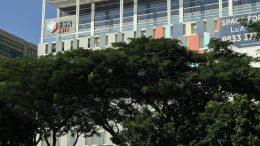 ESR-REIT property near Singapore's Tai Seng MRT