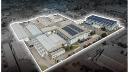 The cold-storage facility located in Melbourne, Australia, to be acquired by Mapletree Logistics Trust. Credit: The trust's presentation materials.