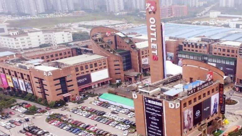 Sasseur REIT's Chongqing Liangjiang outlets. Credit: Sasseur REIT investor presentation