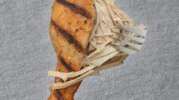 Shandi's plant-based chicken drumstick. Credit: Shandi's website
