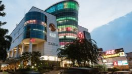 LMIR Trust's Sun Plaza, located in Medan, the capital of North Sumatra Province. Credit: LMIR Trust's website
