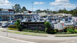 The Cherrybrook Village Shopping Centre in New South Wales, Australia, which was acquired in October 2021 by Metro Holdings with its joint venture partner Sim Lian Group. Credit: Metro Holdings