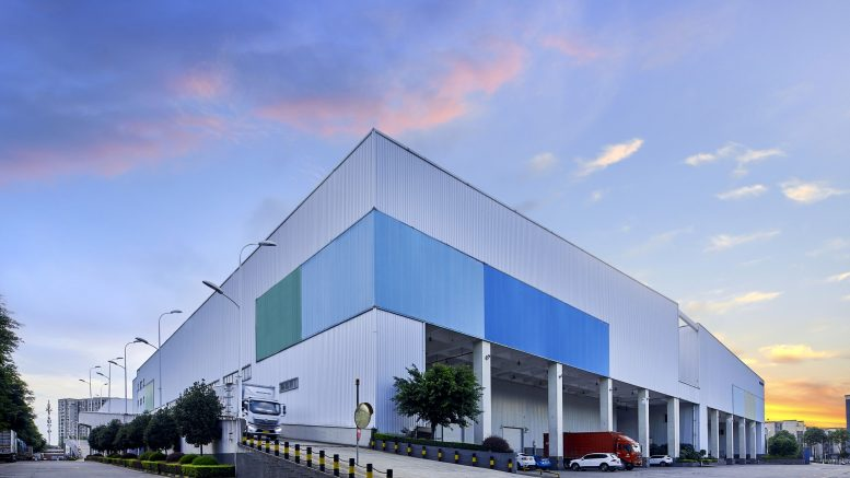 CapitaLand China Trust entered a deal in October 2021 to acquire a Chengdu logistics property. Credit: CapitaLand Investment